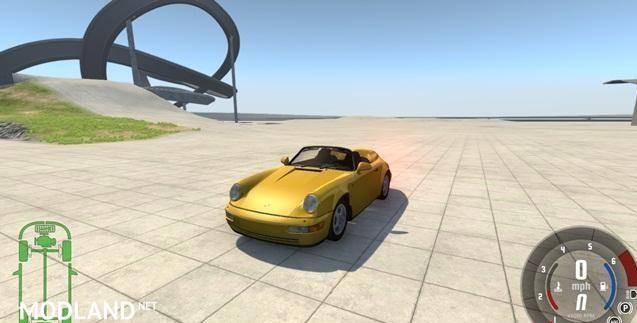 Porsche 911 Carrera 2 Speedster [0.6.0]